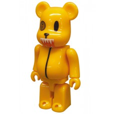 Bearbrick 100% Series 15 - (Animal) Busters Orange by the Pillows