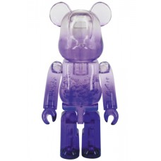Bearbrick 100% Series 27 - (Jellybean) Grape Soda