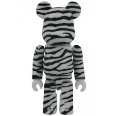 Bearbrick 100% Series 27 - (Pattern) Zebra