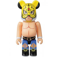 Bearbrick 100% Series 34 - (Artist) Tiger Mask