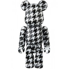 Bearbrick 100% Series 36 - (Pattern) Houndstooth