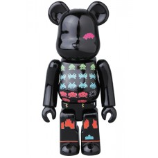 Bearbrick 100% Series 37 - (Pattern) Space Invaders
