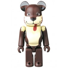 Bearbrick 100% Series 38 - (Artist) Abema TV Wolf