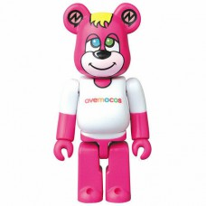 Bearbrick 100% Series 38 - (Animal) Avemocos