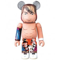 Bearbrick 100% Series 38 - King of Sports pro-wrestle (Artist)