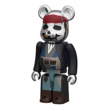 Bearbrick 100% Series 22 - (Horror) Pirates of the Caribbean
