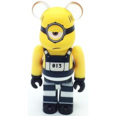 Bearbrick 100% Series 34 - (SF) Minion Mel Despicable Me 3