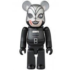 Bearbrick 100% Series 34 - (Horror) Phantom of Paradise