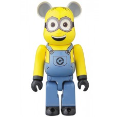 Bearbrick 100% Series 34 - (SF) Minion Dave Despicable Me 3