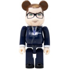 "Bearbrick 100% Series 36 - (Hero) Gary ""Eggsy"" Unwim Secret"