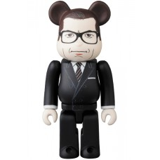 "Bearbrick 100% Series 36 - (Hero) Harry ""Galahad"" Hart"