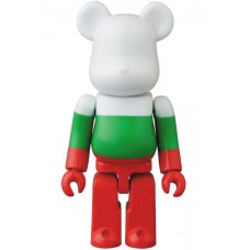 Bearbrick 100% Series 36 - (Flag) Bulgaria