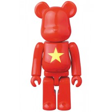 Bearbrick 100% Series 37 - (Flag) Vietnam