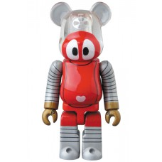 Bearbrick 100% Series 37 - (Cute) Robokon