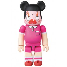 Bearbrick 100% Series 38 - (Cute) Chiko Chan Don't Sleep