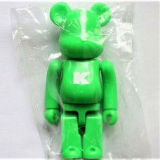 Bearbrick 100% Series 38 - (Basic) Basic K