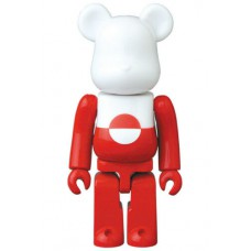 Bearbrick 100% Series 38 - (Flag) Greenland