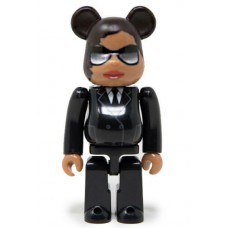 Bearbrick 100% Series 38 - (Hero) Men in Black Agent M Secret Chase