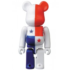 Bearbrick 100% Series 40 - (Flag) Panama
